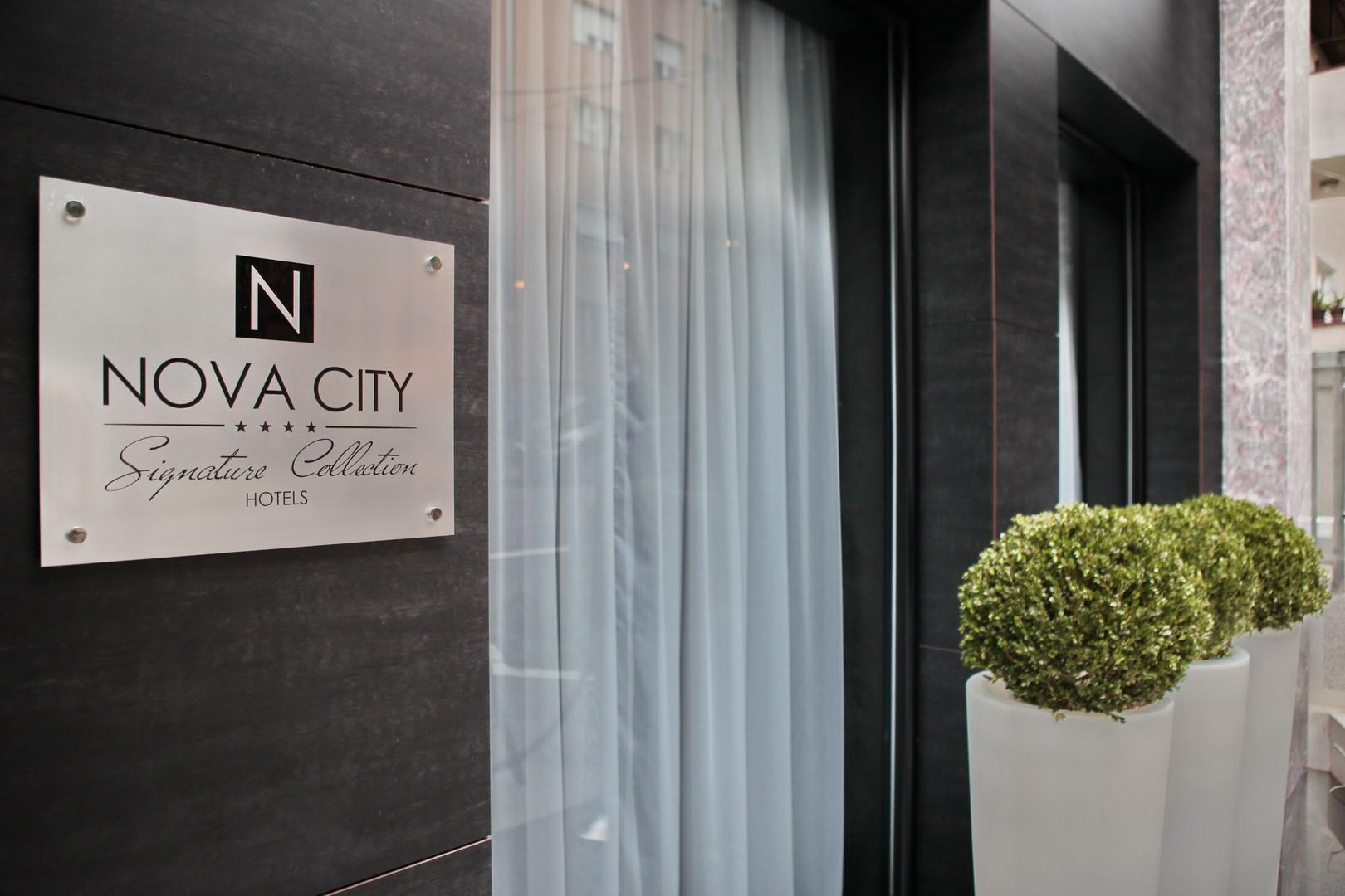 Nova City Garni Hotel Gallery